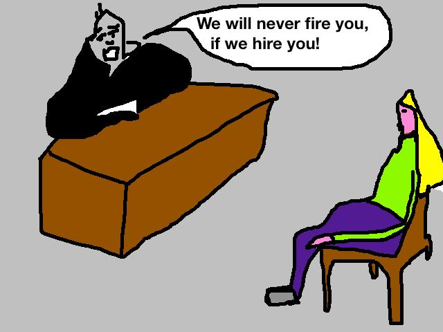 firing policies